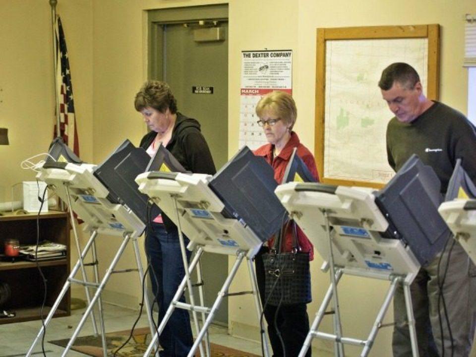 محاولات إختراق أنظمة الإنتخابات الرئاسية الأمريكية USA
