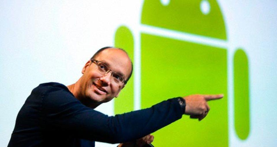 مخترع الاندرويد يسعى لإنشاء شركة تصنيع الهواتف الذكية