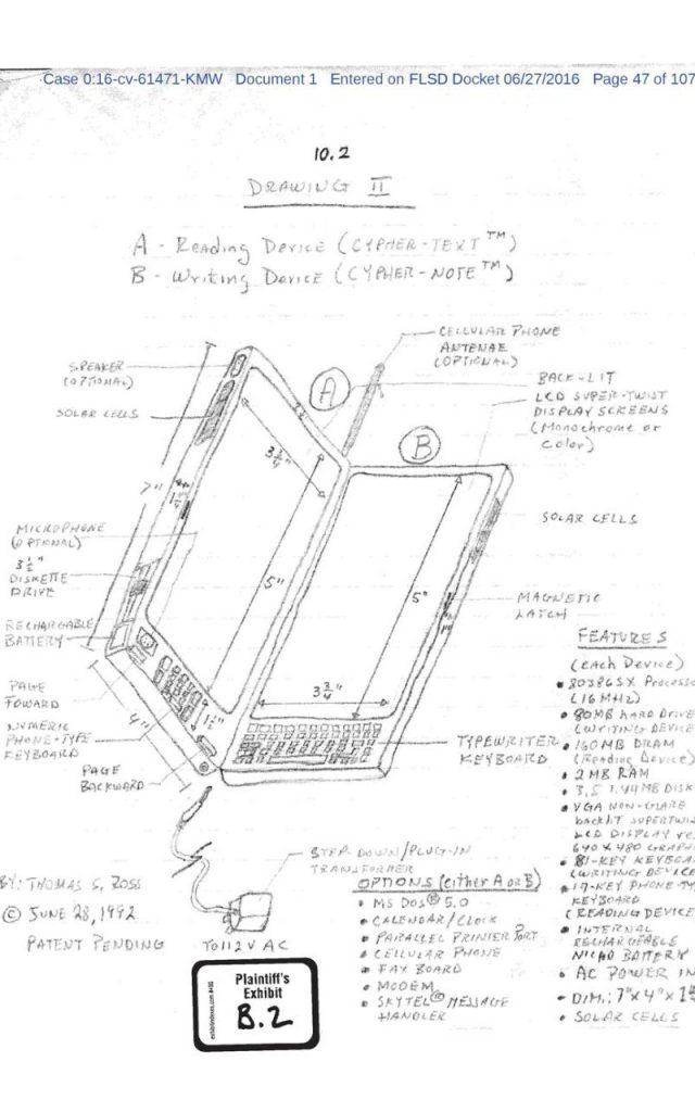 مخترع يقاضي آبل بتهمة سرقة فكرة الآيفون ويطالب بتعويض خيالي iPhone (2)