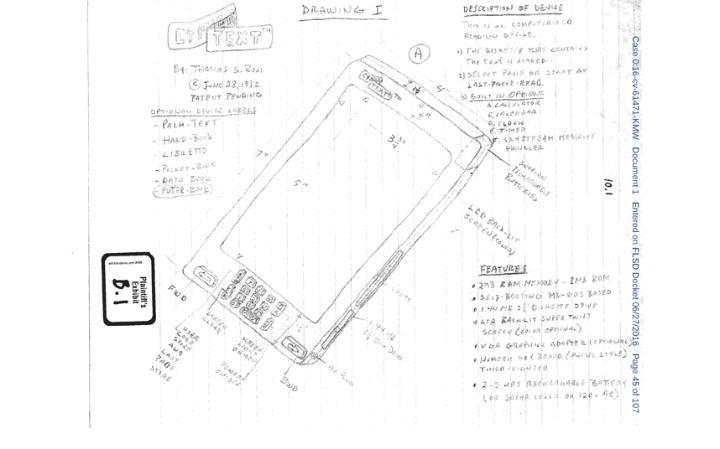 مخترع يقاضي آبل بتهمة سرقة فكرة الآيفون ويطالب بتعويض خيالي iPhone