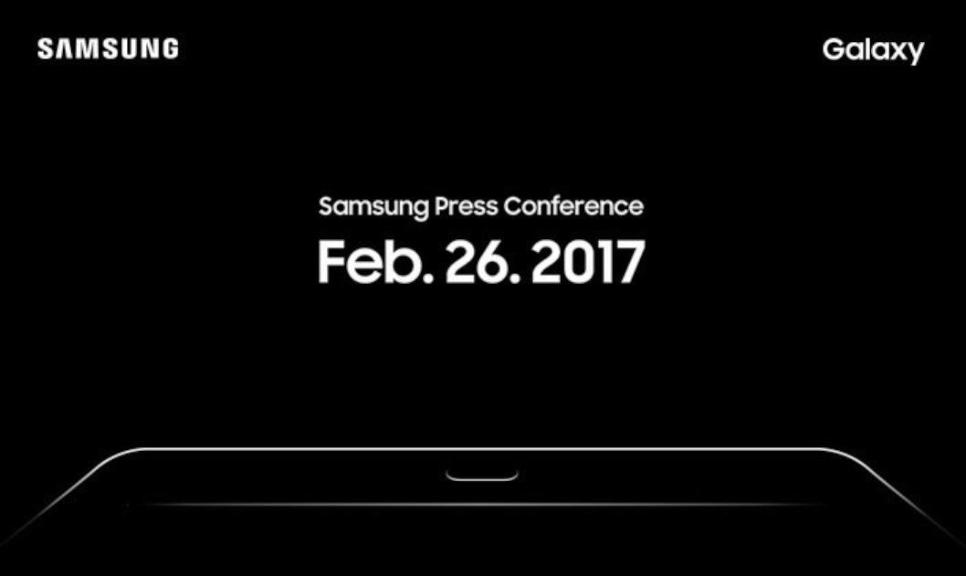 موعد مؤتمر سامسونج للكشف عن Galaxy Tab S3