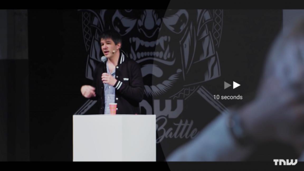 ميزة جديدة على تطبيق اليوتوب تسهل الانتقال في الفيديو