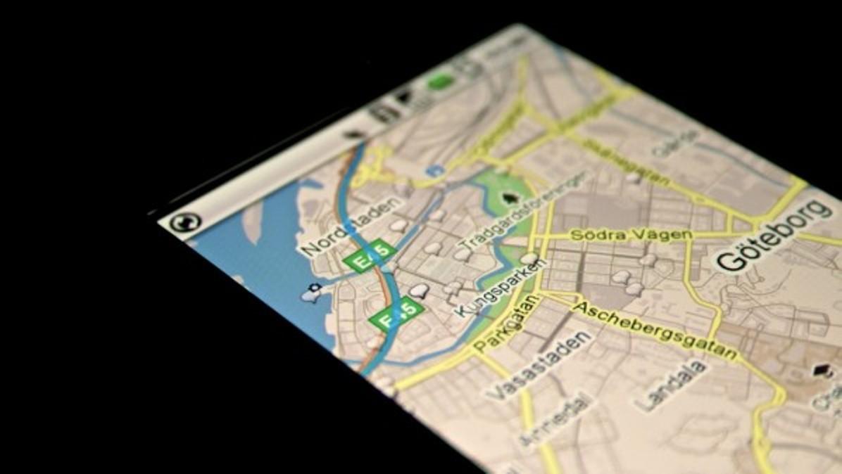 ميزة رائعة جديدة على نظام الملاحة خرائط جوجل Google maps