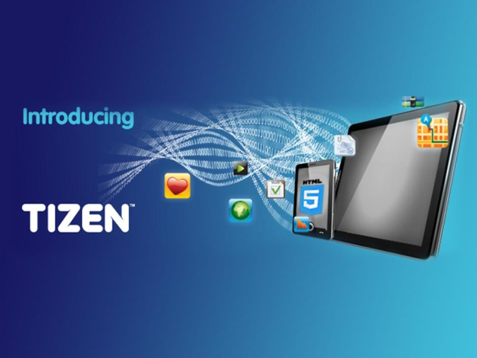 نظام Tizen من سامسنج يتقدم  على BlackBerry OS !