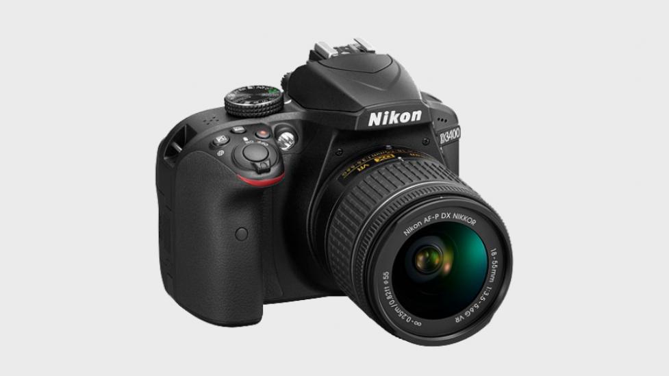 نيكون تطلق كاميرا DSLR الجديدة D3400 بموصفات إضافية Nikon