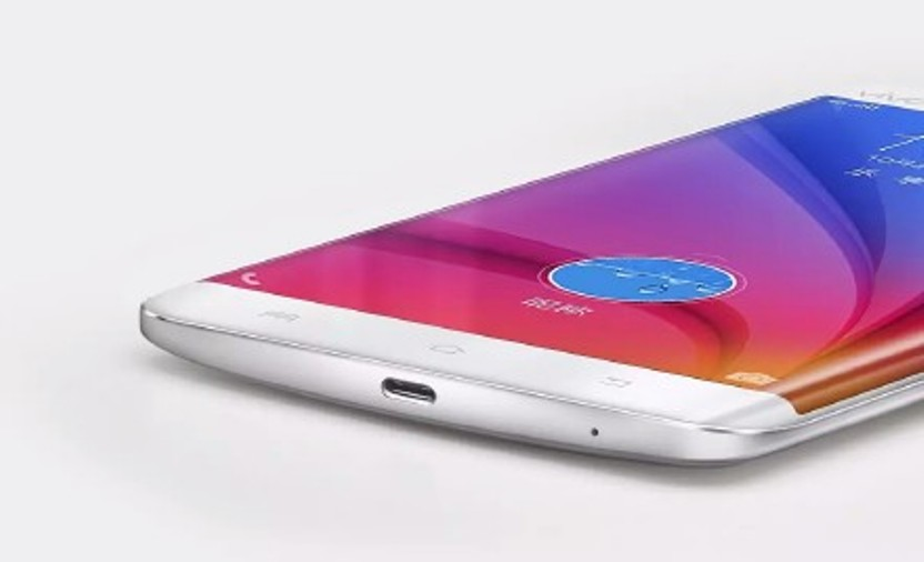هاتف جديد بشاشة منحنية من شركة VIVO !