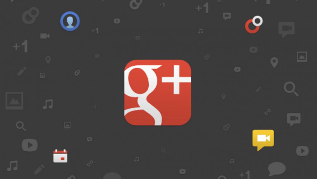 هذا هو التصميم الجديد لجوجل بلس google plus