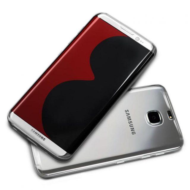 هذا هو جديد هاتف جلاكسي إس 8 المرتقب