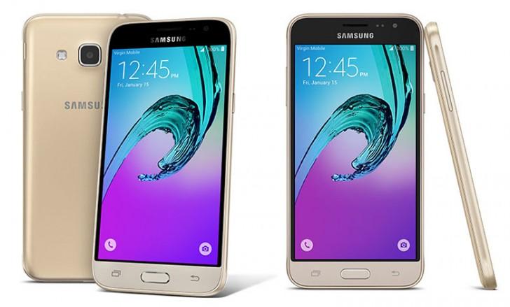 هذا هو سعر هاتف جالكسي Samsung Galaxy J3 Pro الجديد