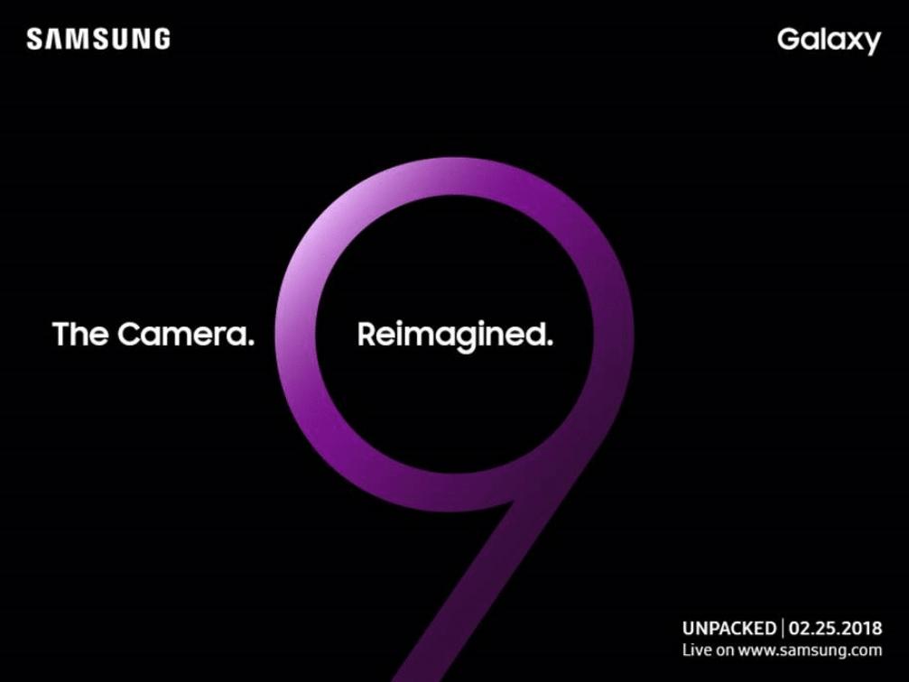 هذا هو موعد إطلاق هاتف سامسونغ جلاكسي اس 9 Galaxy S
