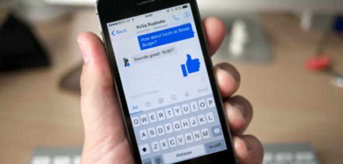 ماسنجر يسمح لك الآن بحذف الرسائل حتى بعد إرسالها