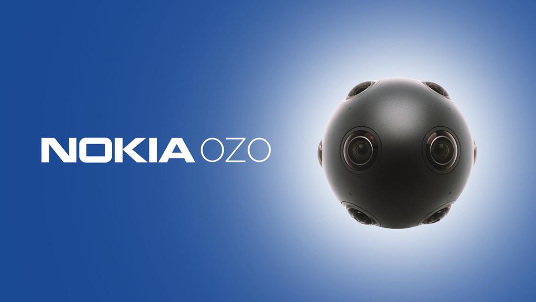 هذه هي مميزات كاميرا نوكيا Nokia للواقع الافتراضي (فيديو)