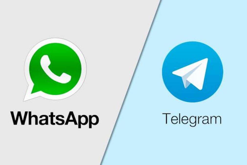 هكذا حاربت واتس آب whatsapp منافسها تيلجرام telegram