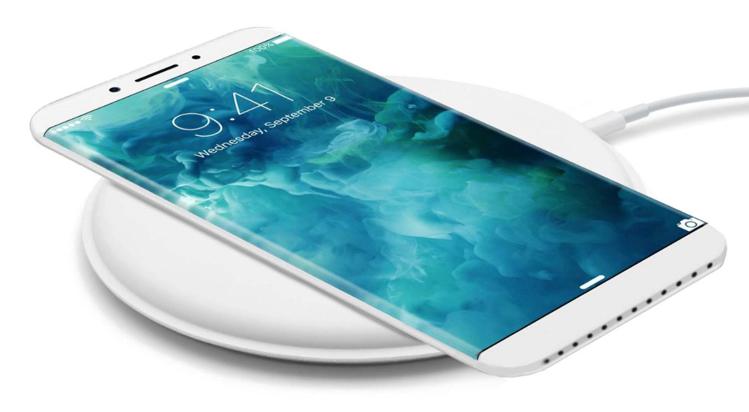 هكذا سيكون شاحن هاتف آيفون iPhone 8