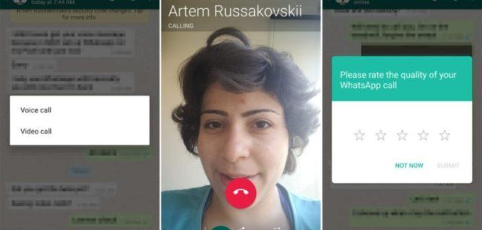 هكذا يمكن إجراء مكالمات الفيديو على الواتساب