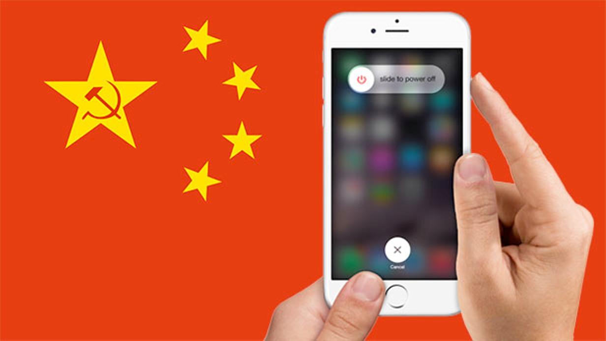 هواتف آيفون تستمر في فقدان حصتها في الصين iPhone in China