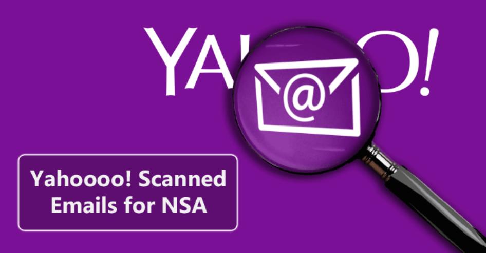 ياهو تنفي خبر تجسسها لصالح الاستخبارات الأمريكية Yahoo