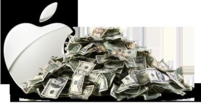 أبل Apple تتربع على قائمة أفضل أرباح فصلية في التاريخ