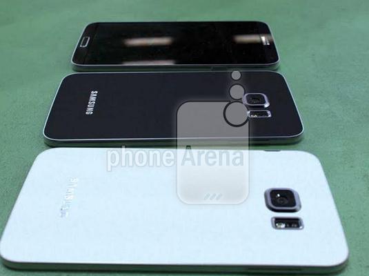 ما رأيك هل هو بالفعل هاتف جالاكسي اس 6 Galaxy S