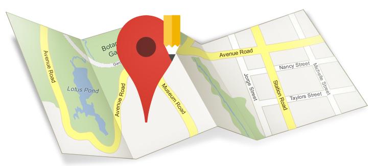 كيفية اضافة مكان على خرائط جوجل