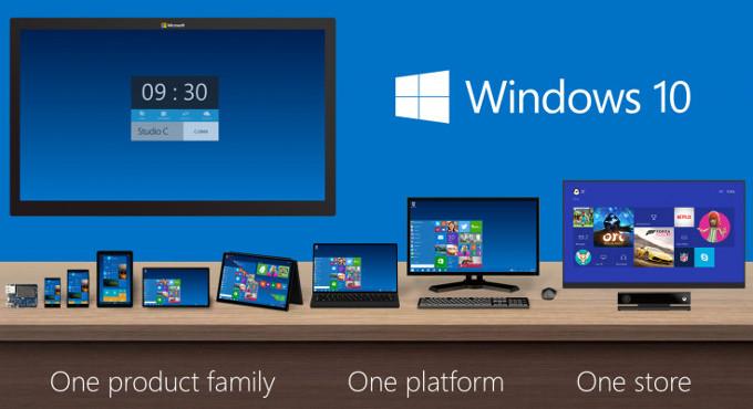 اطلاق الويندوز 10 Windows رسميا الصيف الحالي