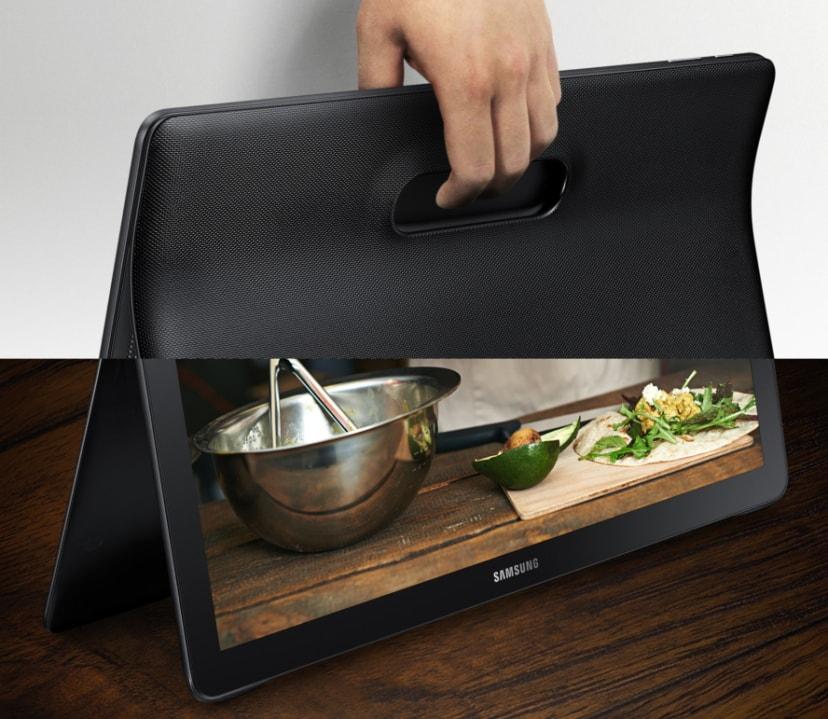 رسميا حاسب لوحي كبير Galaxy View من سامسنج Samsung