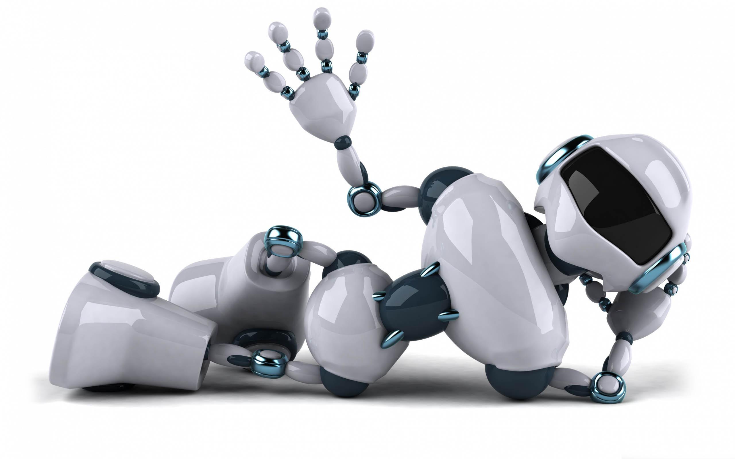 مسابقة صراع الروبوتات بجامعة مصرية