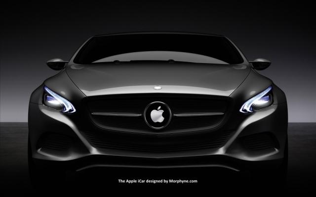 آبل Apple تصنع سيارة كهربائية في مختبر سري