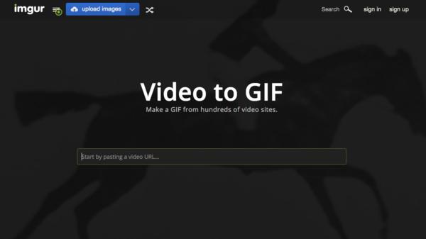 حول مقاطع الفيديو لصور متحركة Gif بدون برامج