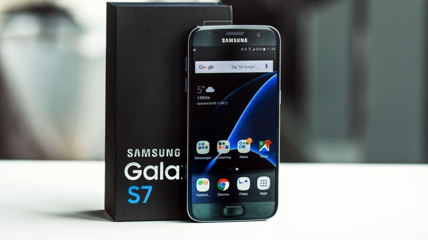 سامسنج باعت عدد ضخم من هواتف جالاكسي إس 7 Galaxy S