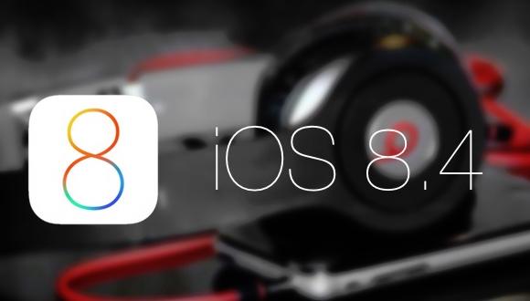 ابل Apple تستعد لدفع الاصدار iOS 8.4 غدا مع بدء خدمة البث الموسيقي