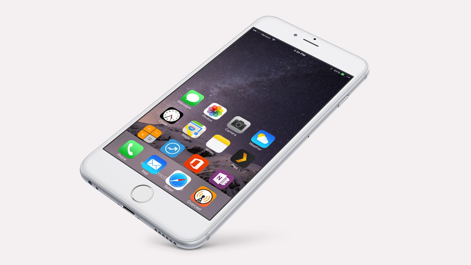 دولة عربية تبيع هاتف الأيفون 6 اس بلس iPhone S6 plus بأغلى سعر في العالم