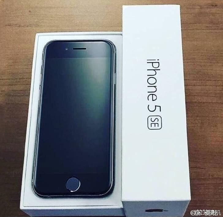 تسريب: فتح علبة هاتف أبل المرتقب iPhone 5se