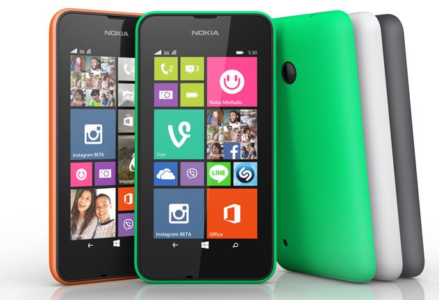 مايكروسوفت Microsoft تطلق أرخص هاتف ذكي