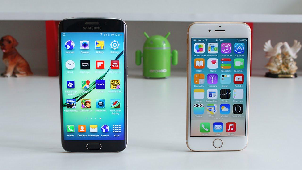 الأسعار الخاصة بالهاتفين جالكسي أس 6 Galaxy S و إيدج edg