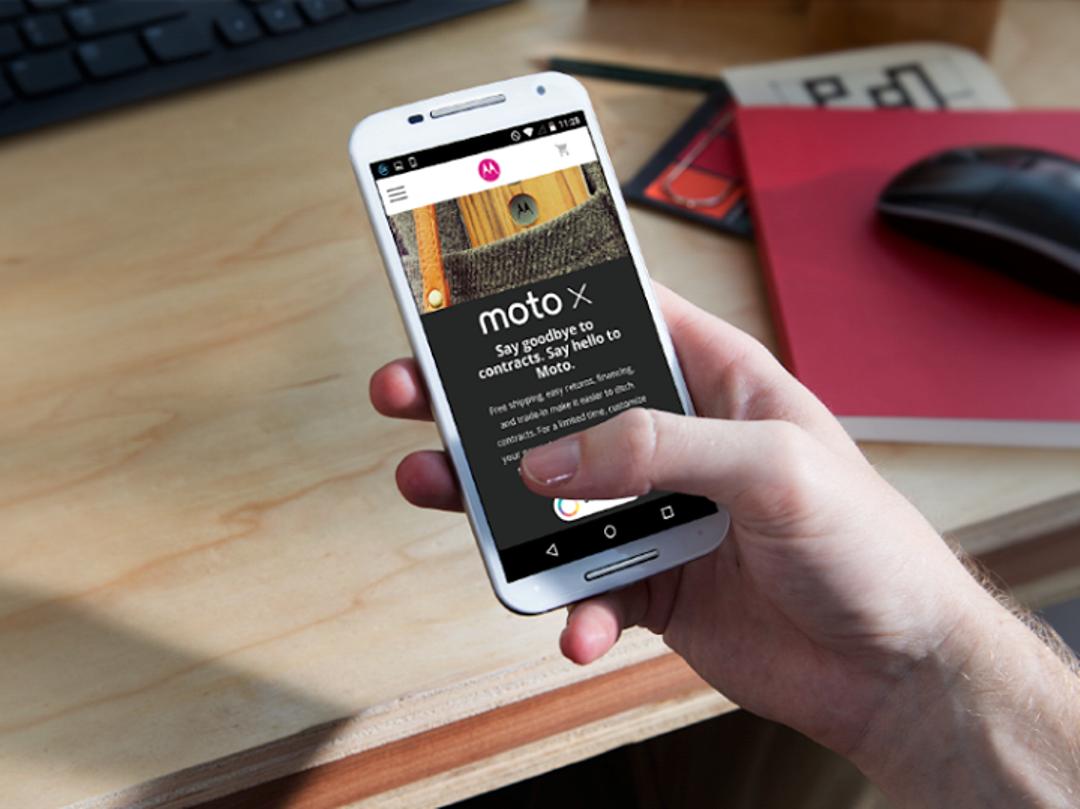 فيديو: موتورولا Motorola تتحدى آبل Apple و سامسونغ Samsung بشاشة لا تنكسر